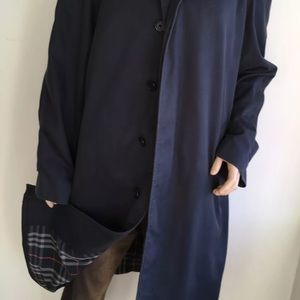 Vintage Burberry's of London Men trench coat